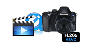 Decode and Encode H.265 Videos